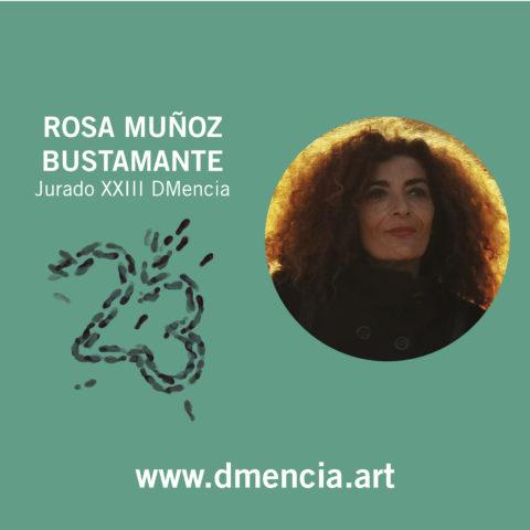 Rosa Muñoz Bustamante - DMencia 2021